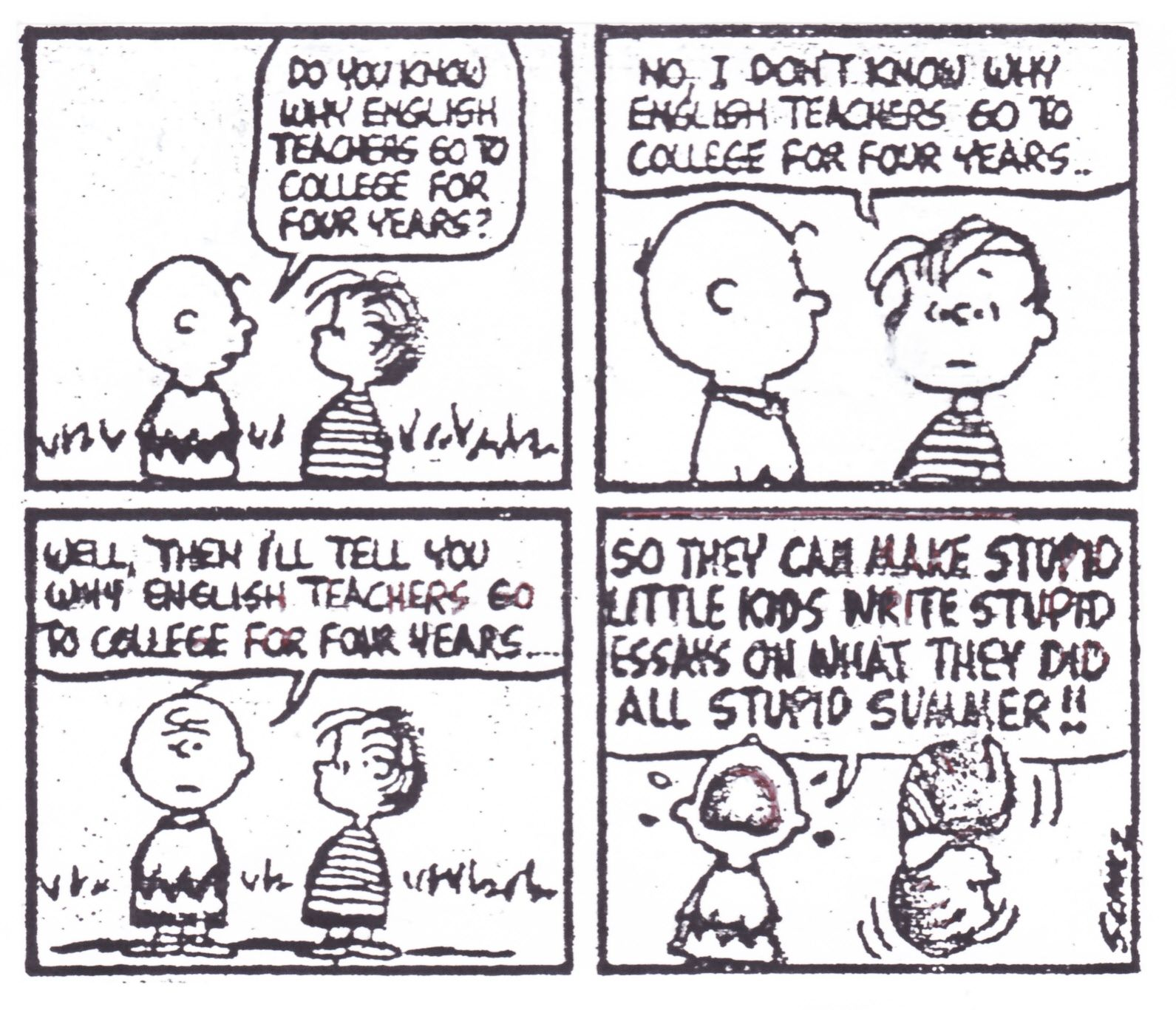Writing essay cartoons thesis submission guidelines mcgill