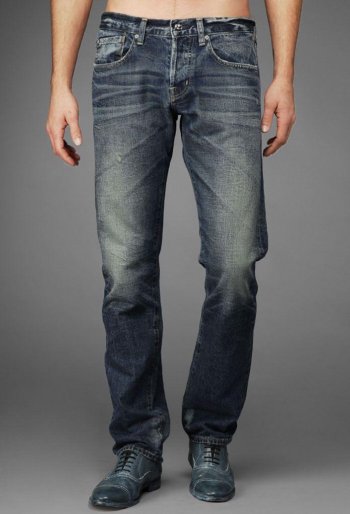 bfca815b2da The 50's Slim AG jeans with Supima Cotton, $349 | Supima Men | Ag ...