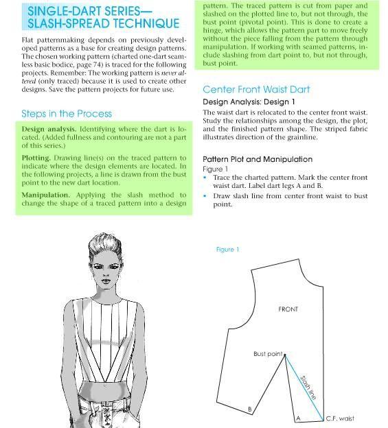 Patternmaking For Fashion Design 4th Edition Helen Joseph
