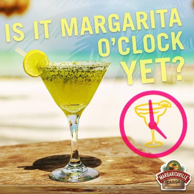 #TGIF. It's Five O'clock Somewhere..