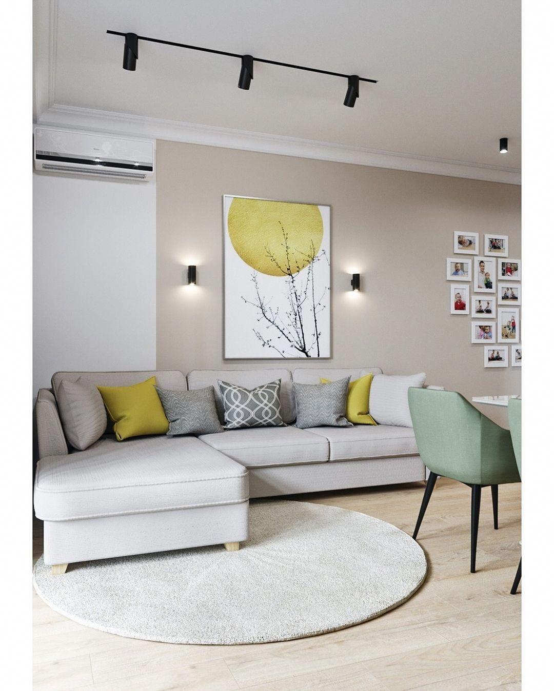 Des Inspirations De Decoration De Salon A Inspirer Le Luxe Est Au Coin De La Rue Salon Interior Design Living Room Living Room Lighting Living Room Decor