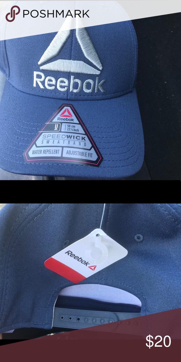 Reebok Snapback Hat Navy Blue Reebok Snap Back Hat New With Tags Reebok Accessories Hats Reebok Snapback Hats Womens Maxi Dresses