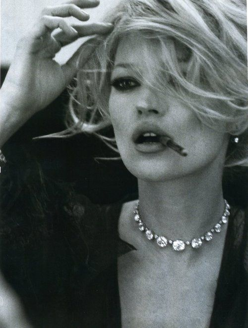kate moss photography