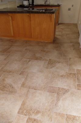 Style Selections Mesa Beige Glazed Porcelain Indoor Outdoor Floor Tile Common 18