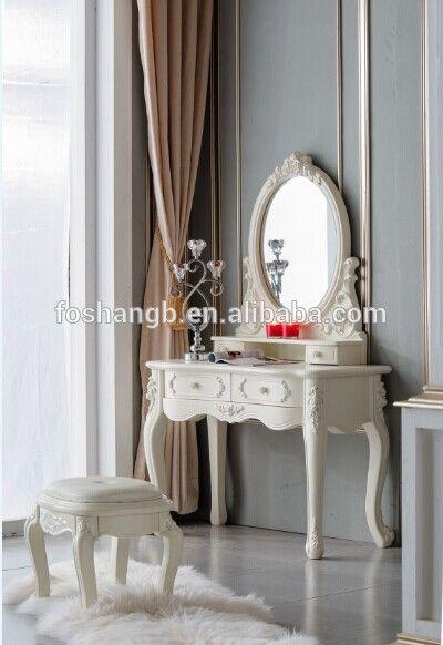 Caliente la venta de tocador moderno dise o simple mesa de vestirse para el dormitorio imagen - Tocador moderno dormitorio ...
