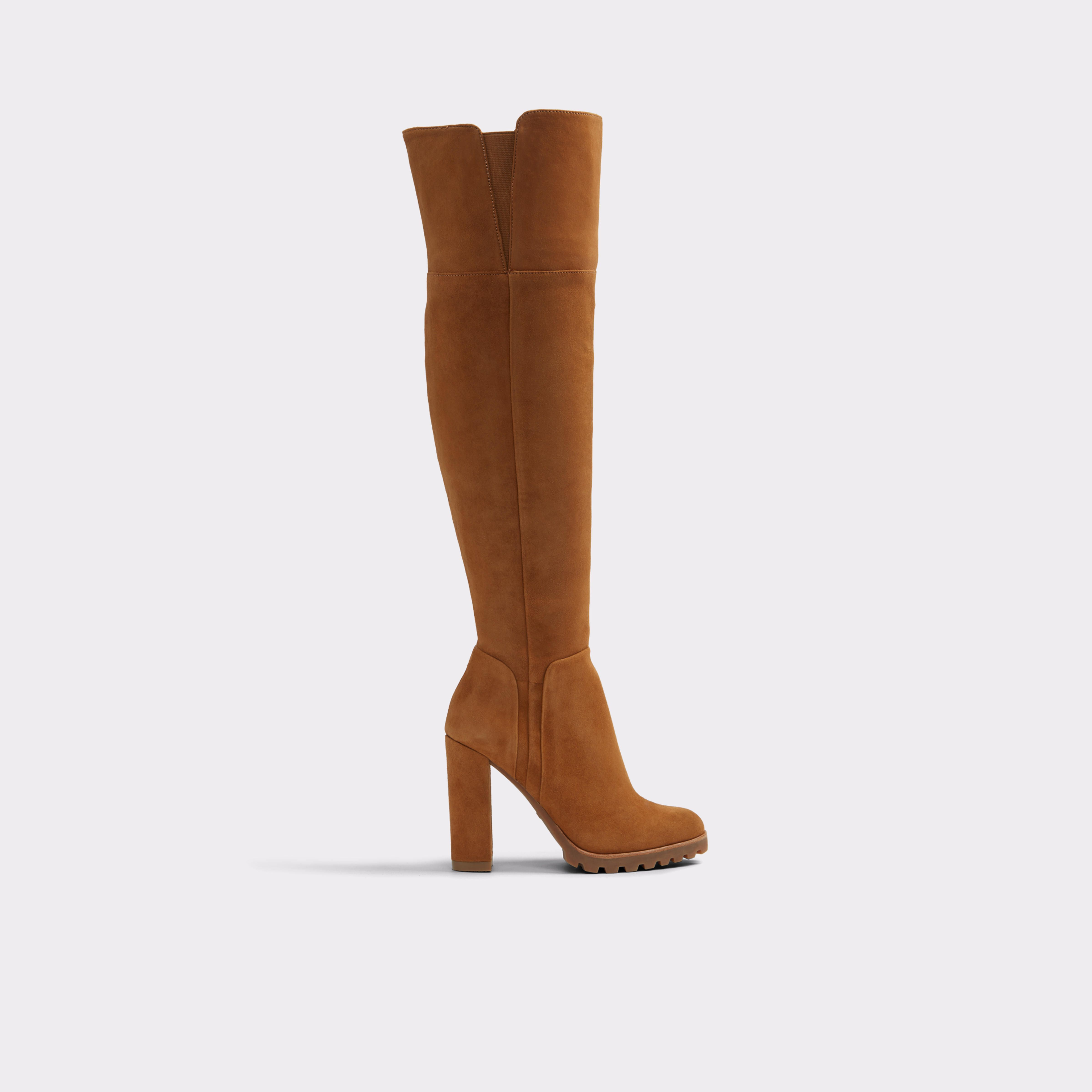 309dc9c9f Cayoosh Cognac Women's Over-the-knee boots | ALDO US | fashion ...