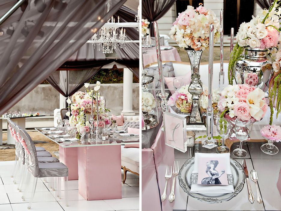 Grey And Garden Rose Color Palette Ideas From Lemiga