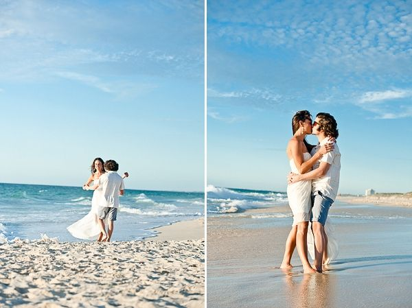 Australian Beach Love Shoot by @Liesl Gibson Cheney