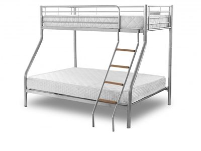 189 00 Modern Alexa Triple Sleeper Bunk Bed Comes With The