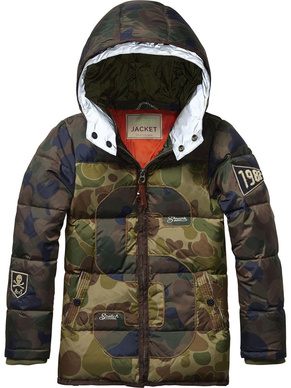 611808c6b69c Camouflage Jacket