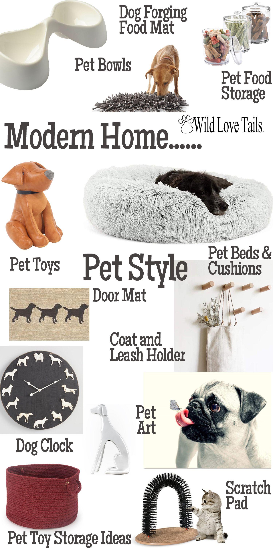 Modern Pet Home Mood Board Modern Pet Modern Pet Supplies Dog Rooms