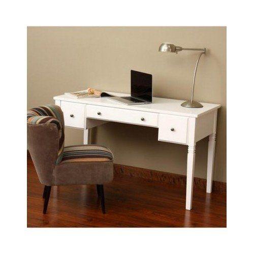 Cami White 3 Drawer Writing Desk Unknown Http Www Amazon Com Dp B00illlgsa Ref Cm Sw R Pi Dp Vyk3vb0nvxp6x Diseno De Interiores Muebles Dormitorios