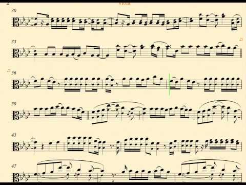 Heart Attack Demi Lovato Viola Sheet Music Chords And