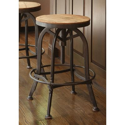 Southbridge Adjustable Height Swivel Bar Stool Swivel Bar Stools Farmhouse Bar Stools Adjustable Bar Stools