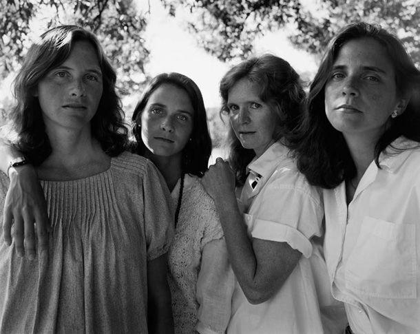 brown sisters 1986 - Nicholas Nixon