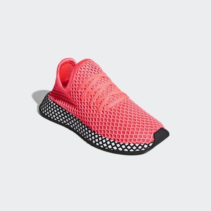 7359d8988c1e2 Deerupt Runner Shoes Red 4.5 Kids