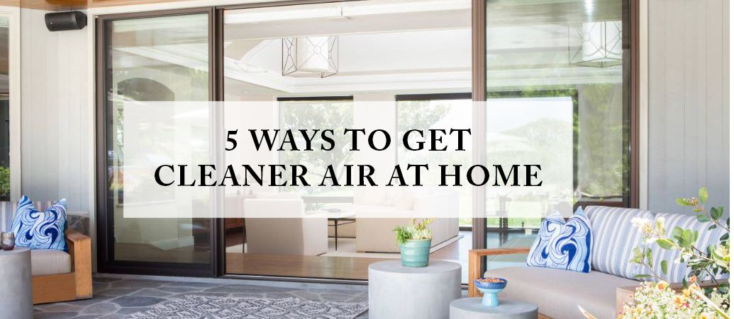 5 Easy Ways To Get Clean Air At Home Top Interior Designers