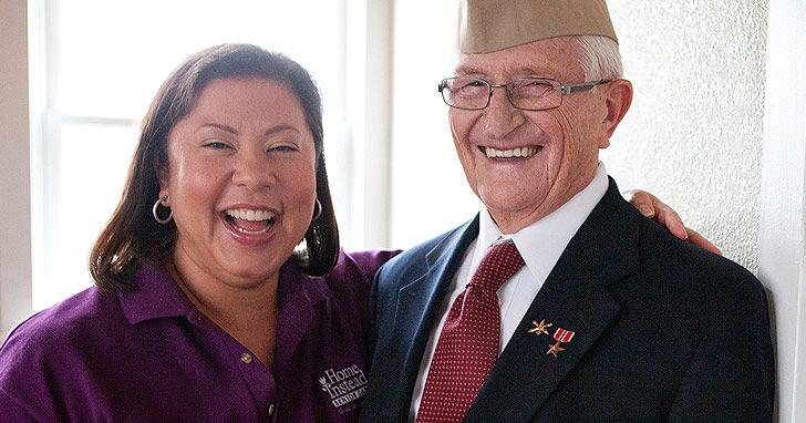 Being A Home Instead Caregiver Caregiver Jobs Caregiver Heart Disease Prevention