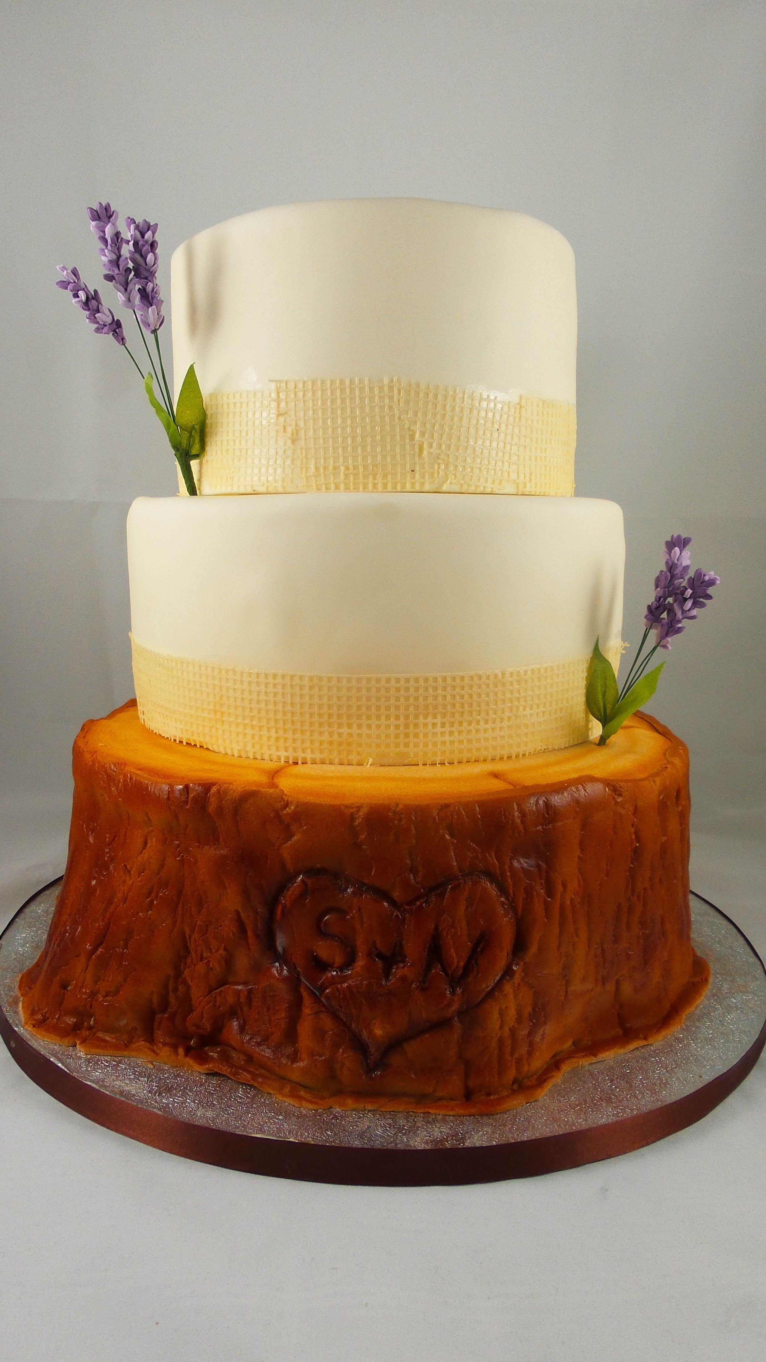 Hochzeitstorte Baumstamm Hochzeitstorten Pinterest