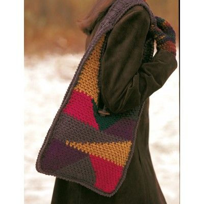Free Intermediate Women's Bag Crochet Pattern