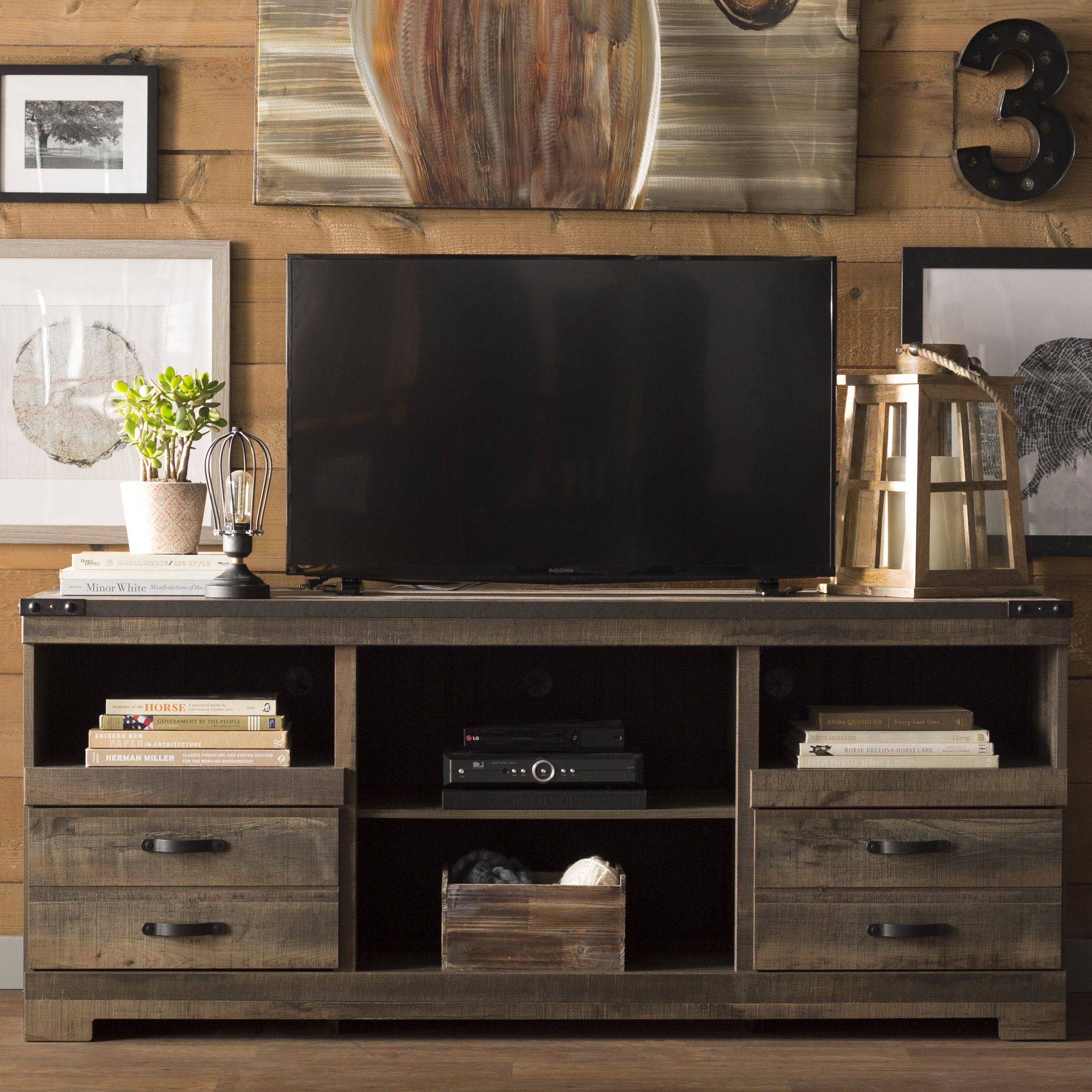 Bridget media console products pinterest products