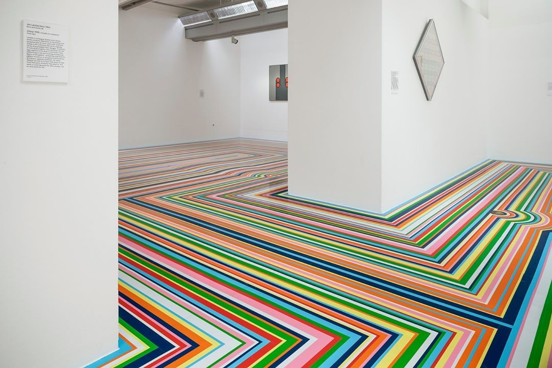 """Tate Liverpool on Instagram """"Have you seen Jim Lambie's"""
