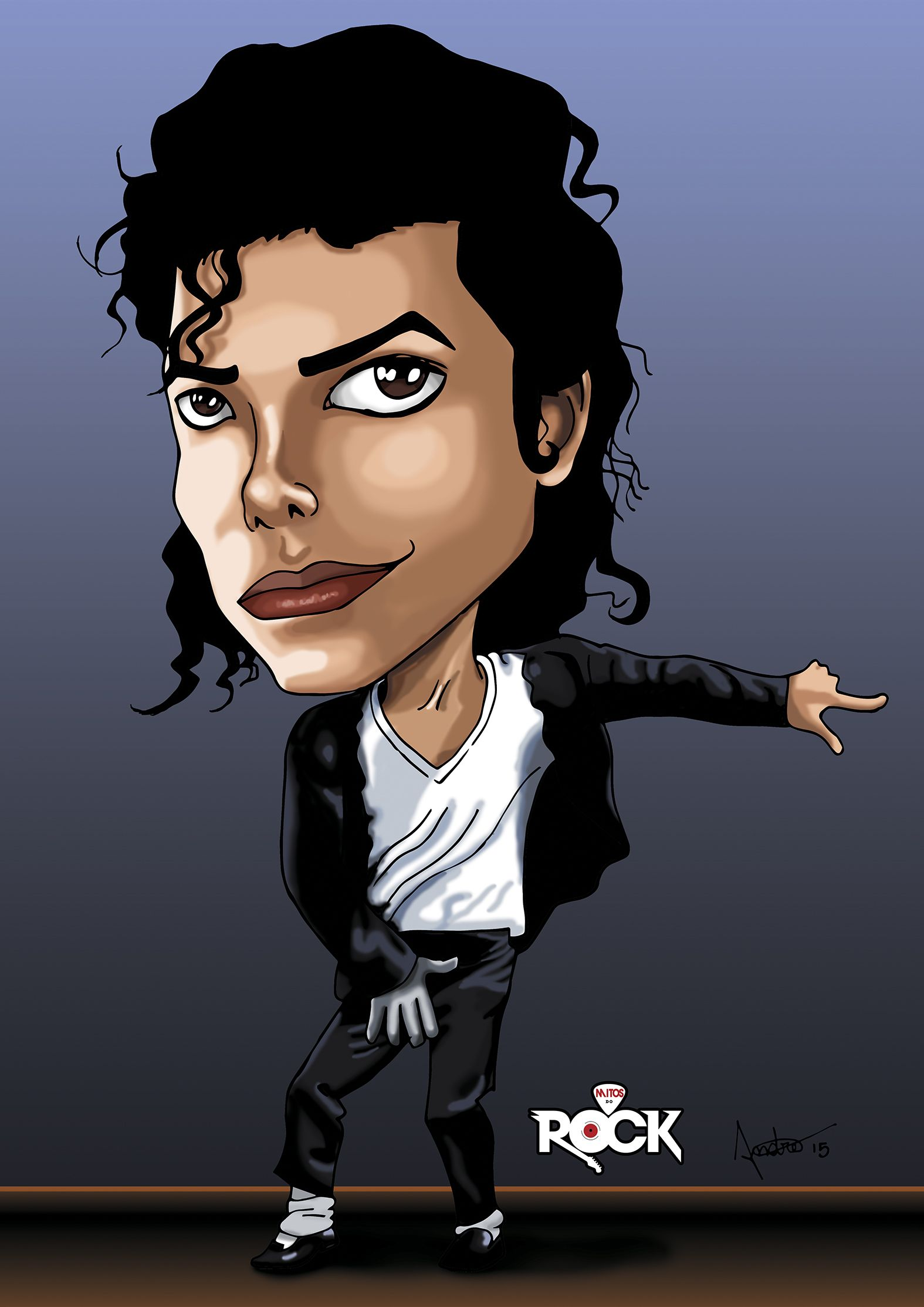 529335d9a2 Caricature Michael Jackson | Caricature Drawings in 2019 ...