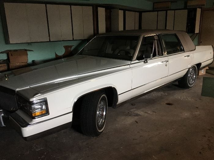 Found on EstateSales.NET: 1992 Cadillac 15k miles