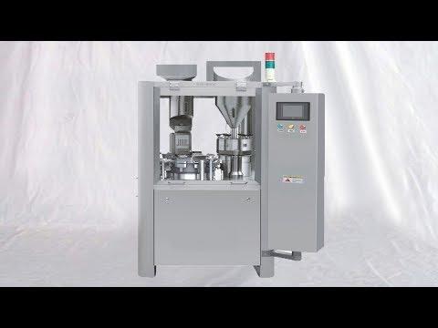 How To Operate 800pcs Per Minute Capsule Filling Machine Demo English Subtitle Napolnitel Kapsul Youtube Packaging Machinery Locker Storage Vacuum Machine