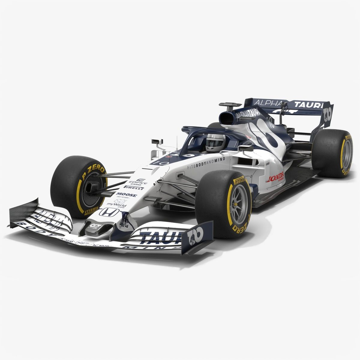Alphatauri Is A New Name In The Formula1 Season 2020 It Replaced Tororosso However The Team Is The Same And Drivers Are Th Racing Formula 1 Car Race Cars