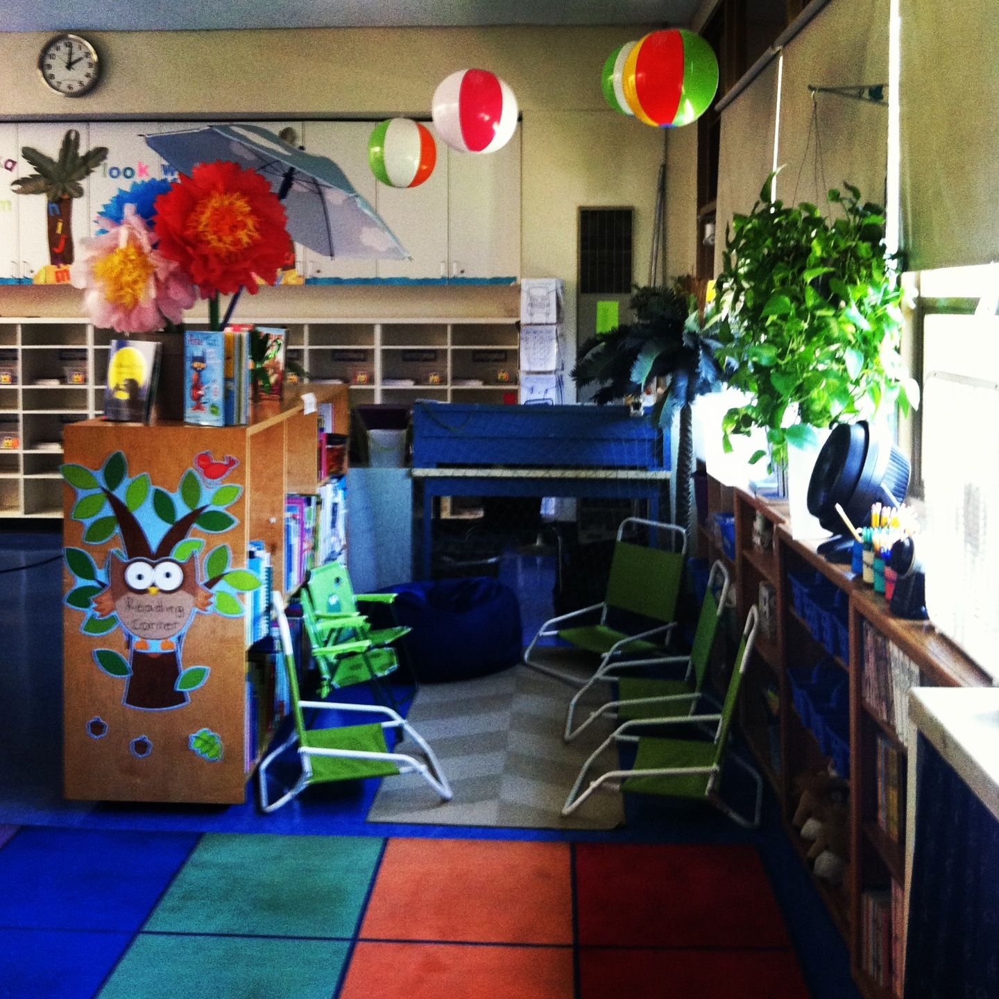 Summer Time Theme In The Classrooms Room Themes Will