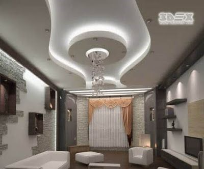living room roof design ideas in 2020 | Ceiling design ...