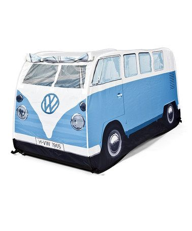 Blue Volkswagen Play Tent By The Monster Factory On