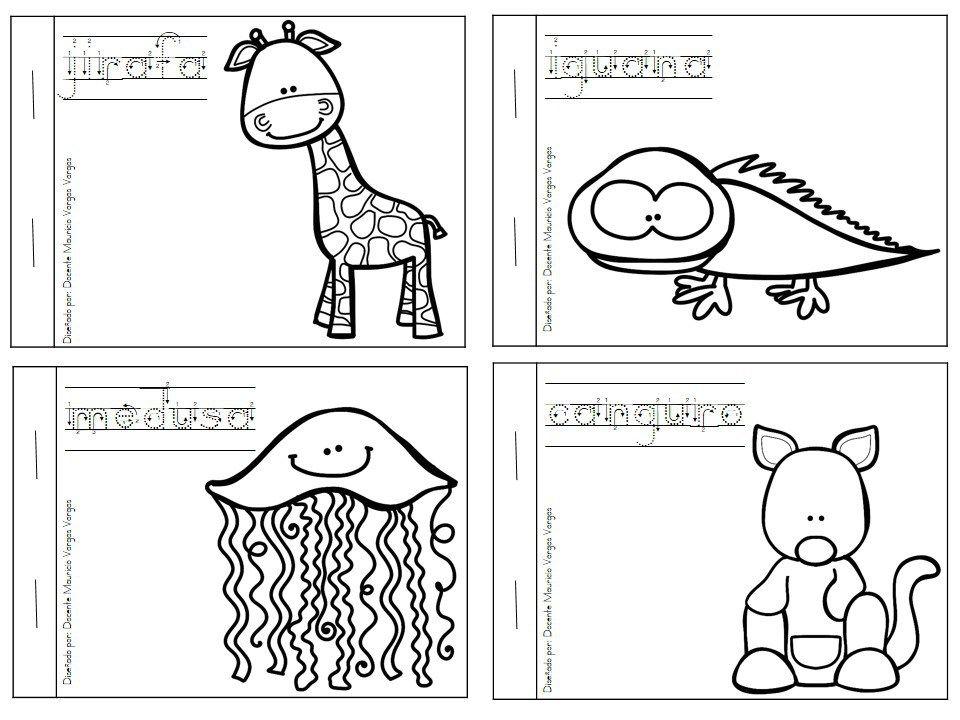 Mi libro de colorear de animales salvajes (2) | Medio social ...