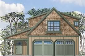 Best Gable End Three Car Garage With Apartment Above Plans 400 x 300