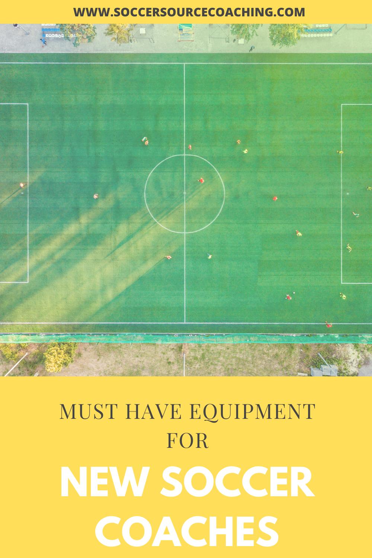 Soccer Equipment For Training Checklist Soccer Source Coaching In 2020 Soccer Coaching Soccer Equipment Coaching