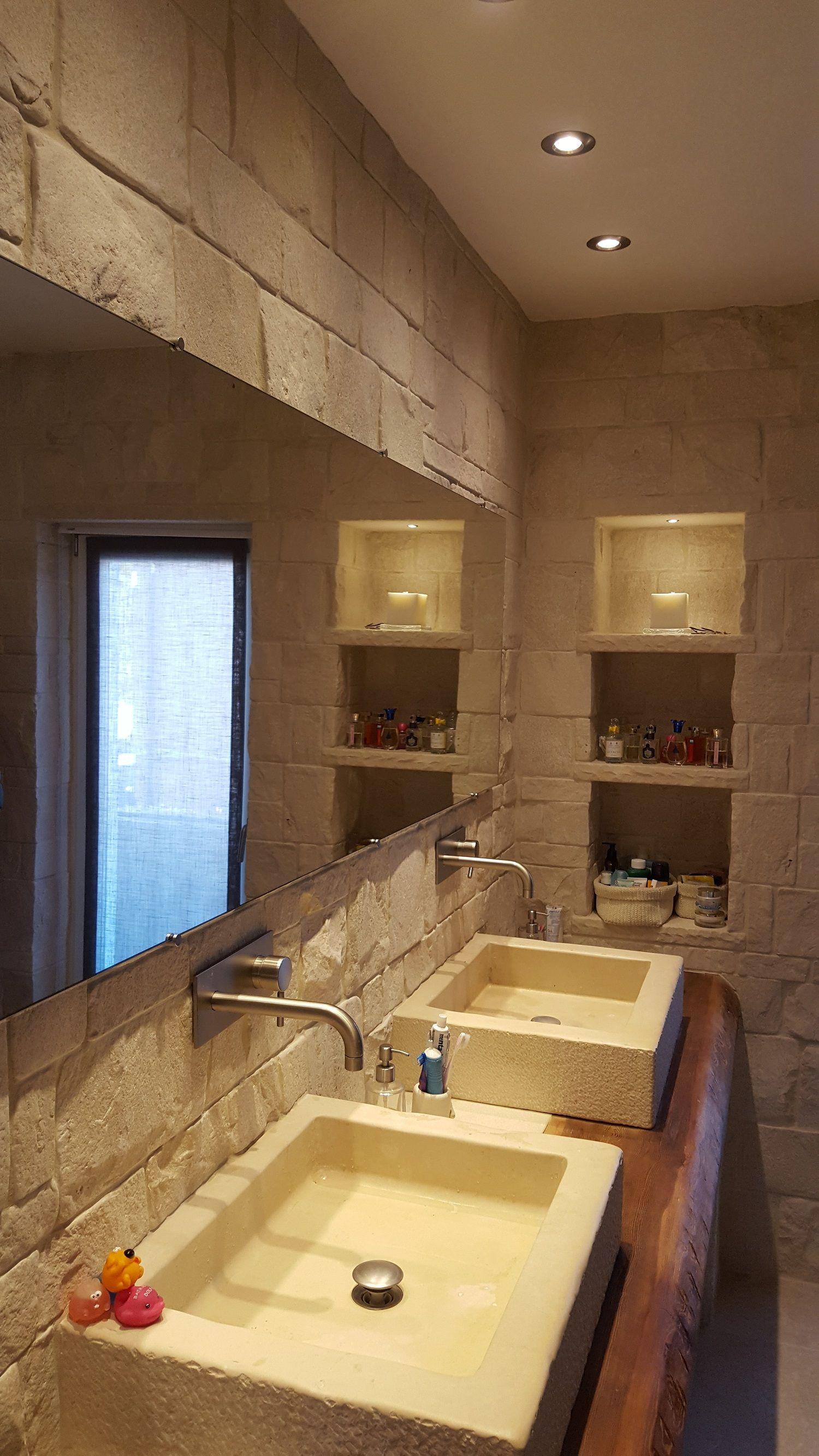 Numerose proposte per illuminare il bagno senza rinunciare allo stile. Pin Su Illuminazione Bagno Bathroom Lighting