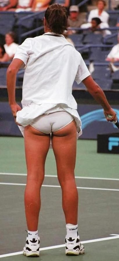 Martina hingis hot