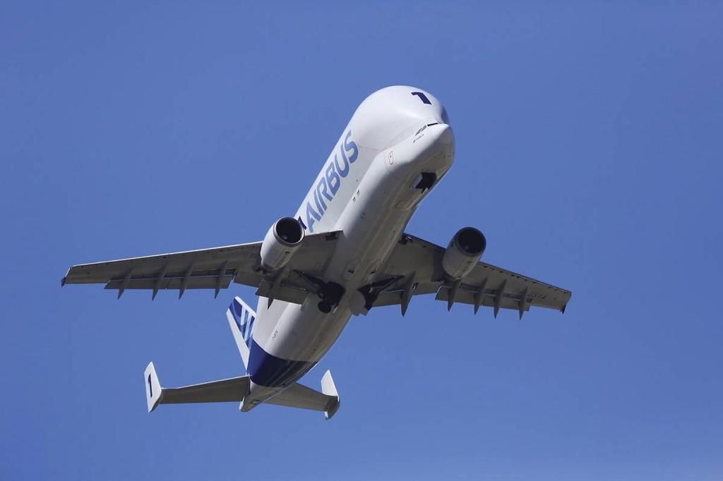 Airbus Beluga Vliegtuig