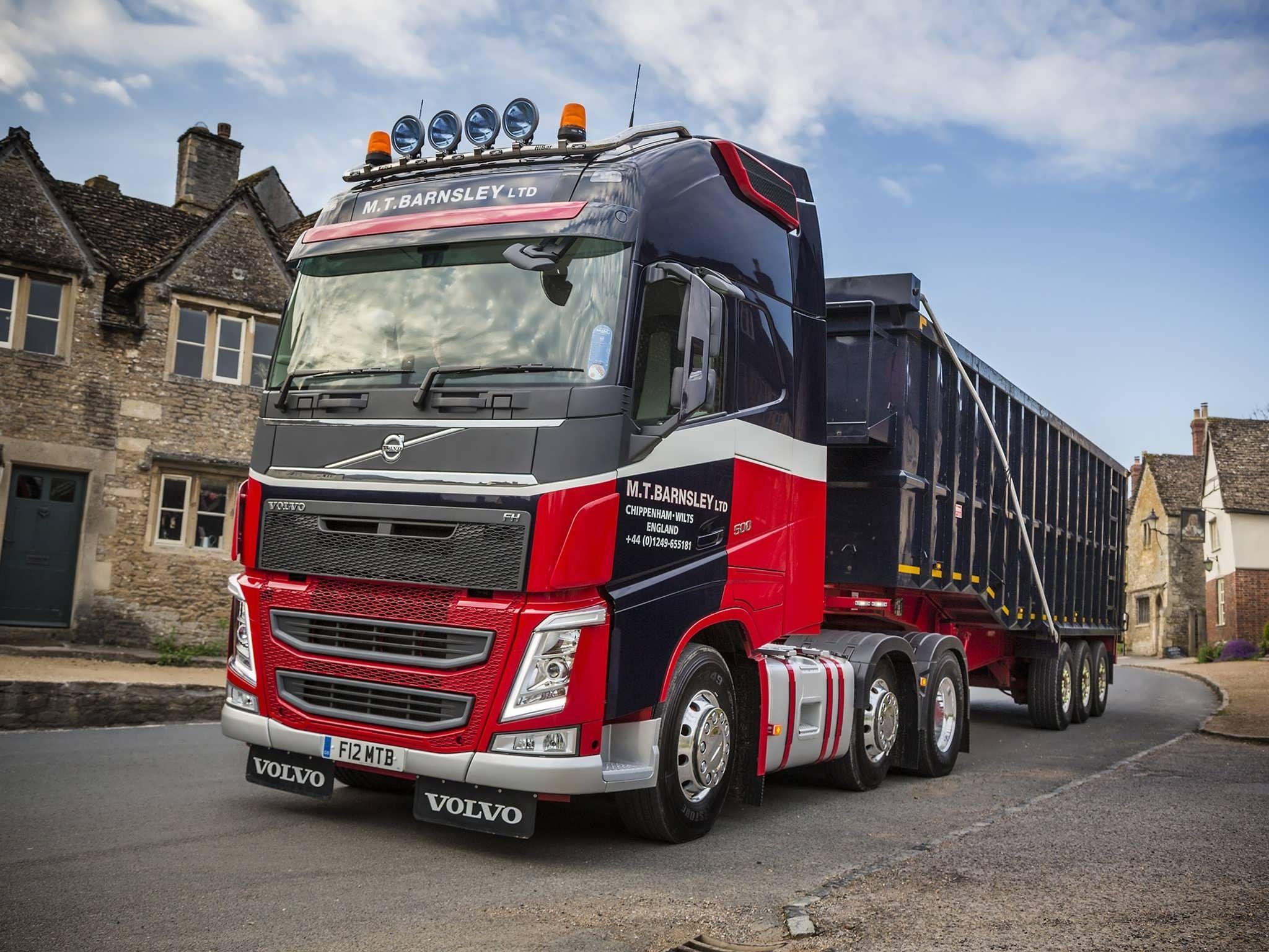 Volvo Truc Truck Truckers Architecture VolvoTrucks