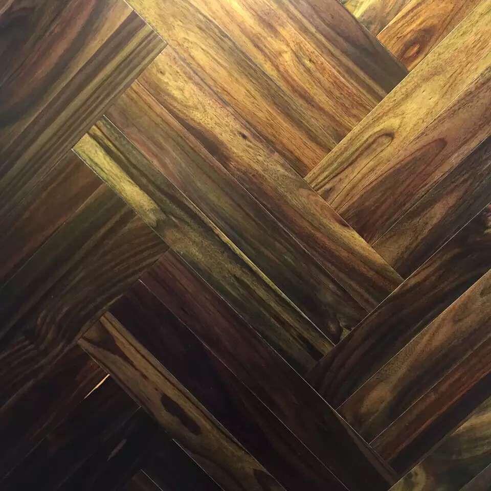 rosewood engineered herringbone wood flooring, in double herringbone ...