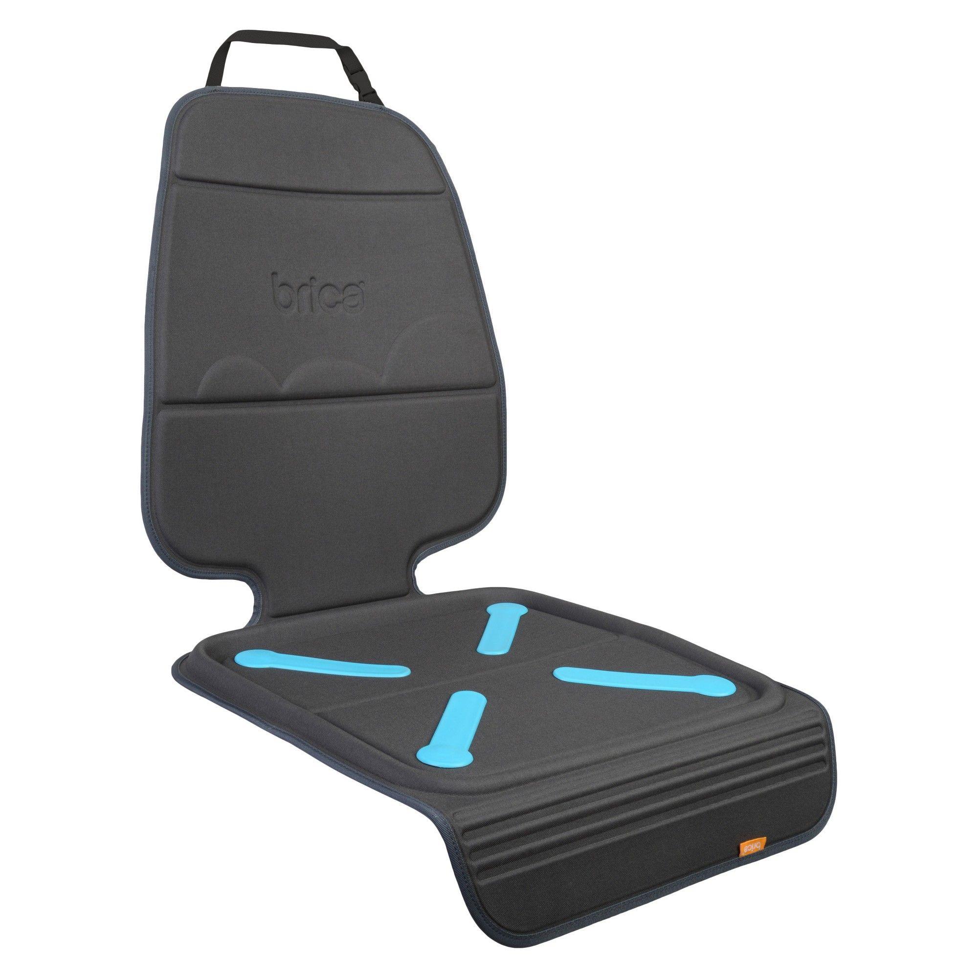 Munchkin Brica Elite Seat Guardian Car Seat Protector Crash Test Approved Dark Gray Car Seat Protector Car Seat Accessories Best Car Seats