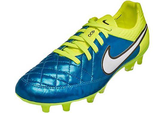 d824157e931e6 Nike Womens Tiempo Legend V FG Soccer Cleats - Blue Lagoon | Women's ...