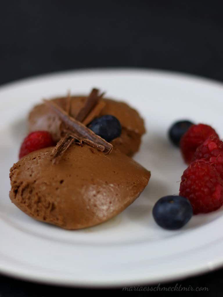 Mousse au Chocolat - das ultimative Rezept! — Maria, es schmeckt mir!