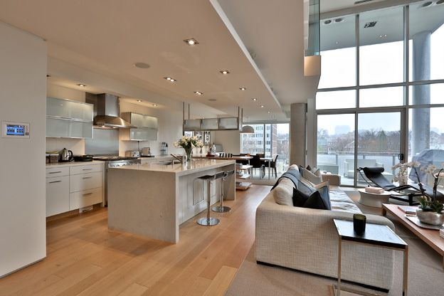Condo Of The Week 238 Davenport Road Unit 302 Home Home Living Room House Styles