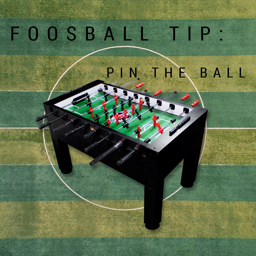 Gain Control Of The Ball And Plan Your Next Move Before The Attack Warriortablesoccer Warriorcustomfoosball Warriorfo Foosball Table Foosball Soccer Table