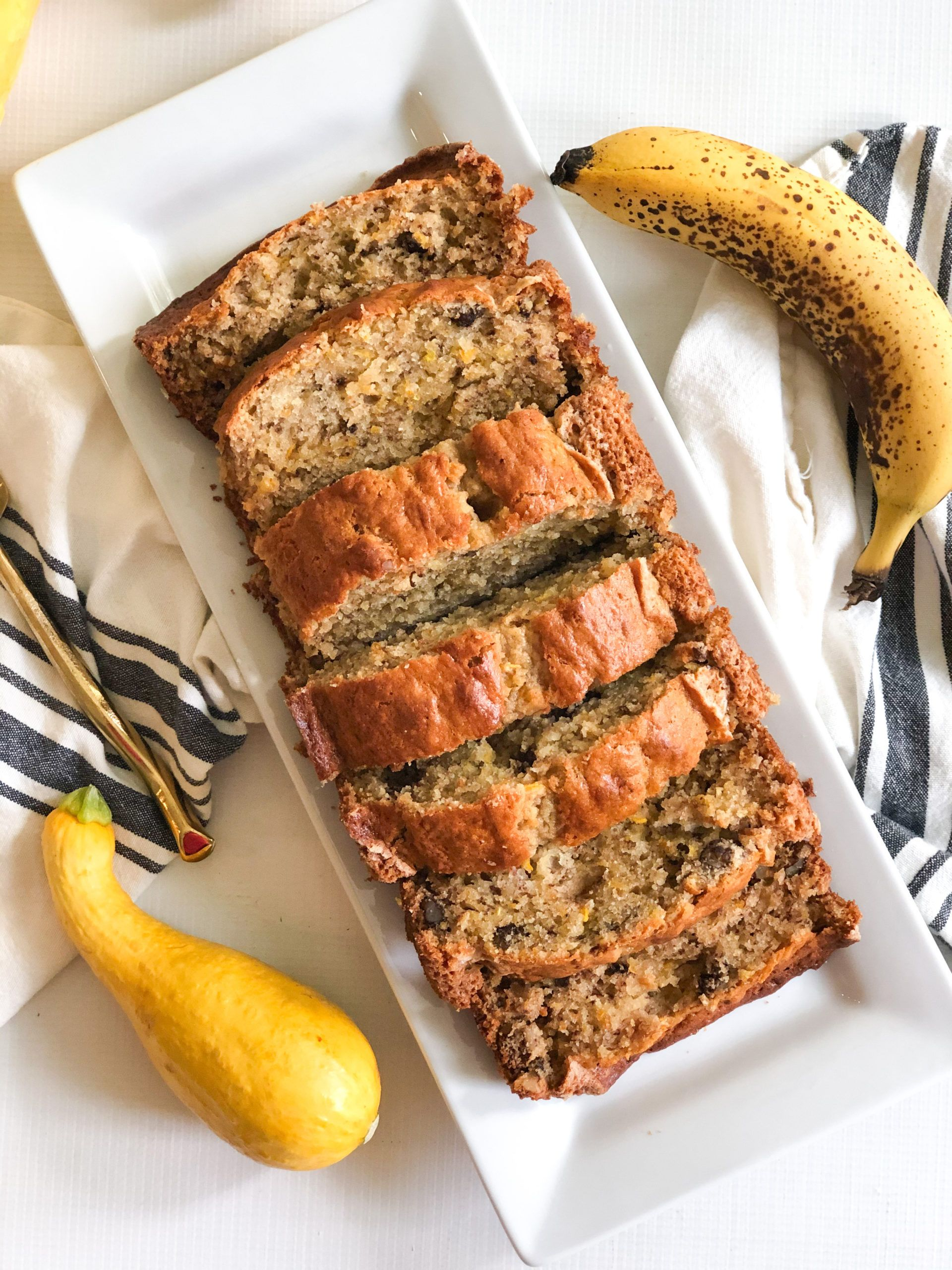 Banana Nut Squash Bread - Southern Made Simple | Recipe in ...