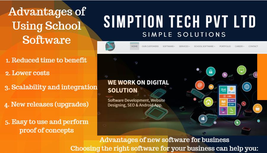 Software Website Designing And Development Software Development Software