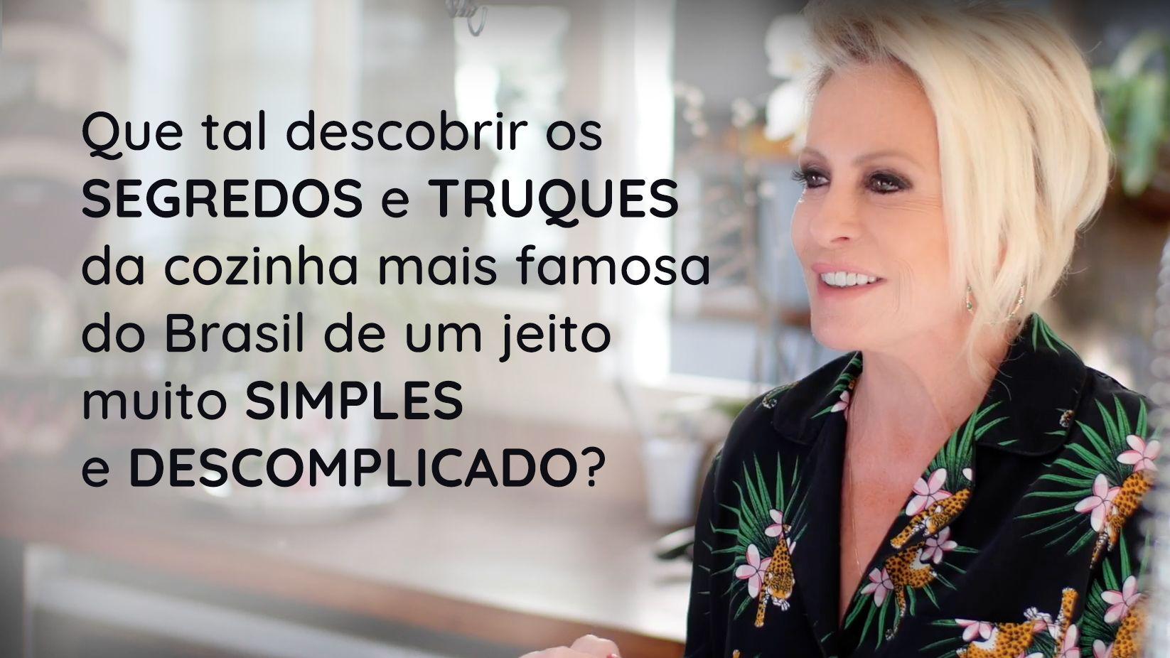 Ana Maria Braga Livro Culinaria Receitas De Petiscos Receitas