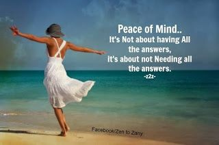Image result for peace zen to zany pic